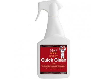 Quick clean pro rychlé čištění kůže (Láhev, 500 ml)
