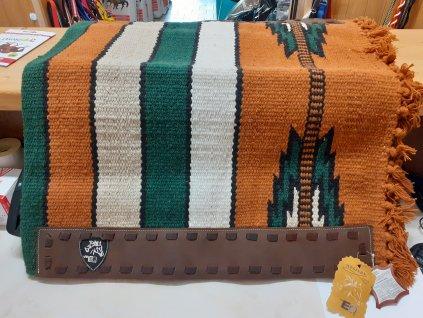 Westernová deka Navajo ZIA