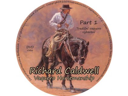 DVD Richard Caldwell