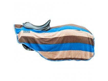 odpocovací deka barevné pruhy 3