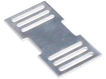 propojovací plech na pásky