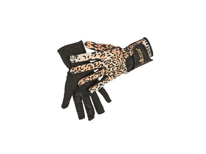 Jezdecké rukavice Animal S