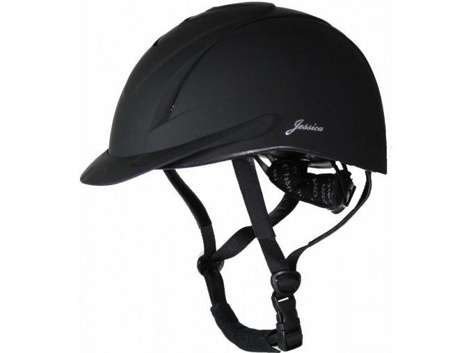 Kentaur Jezdecká helma Jessica černá
