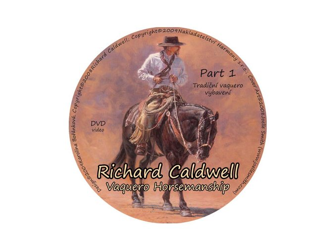 DVD Richard Caldwell