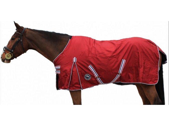 deka kentaur nepromokavá s flees červená