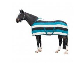 odpocovací deka modrá