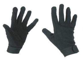 Jezdecké rukavice bavlněné