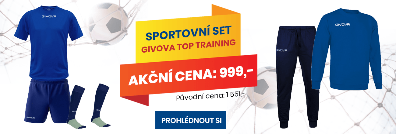 Sportovní sada Givova Top Training