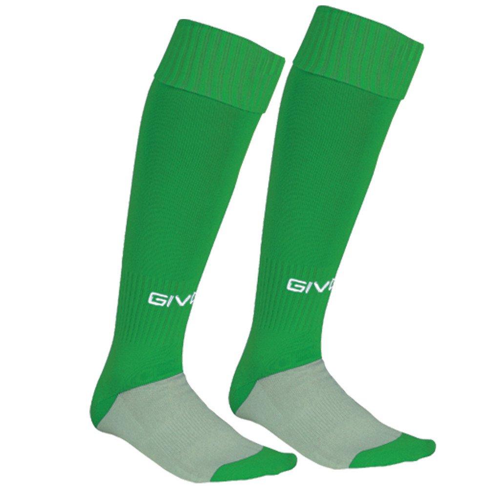 calza calcio green