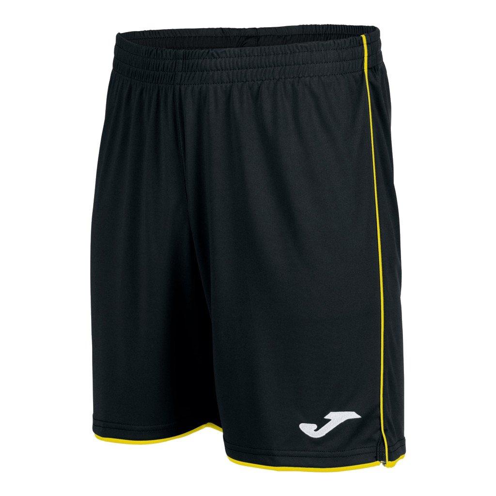 Sportovní trenýrky Joma Liga - černá/žlutá