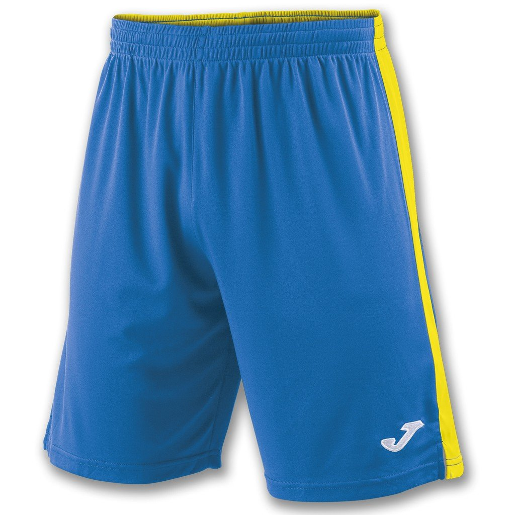 Sportovní trenýrky Joma Tokio II - modrá/žlutá
