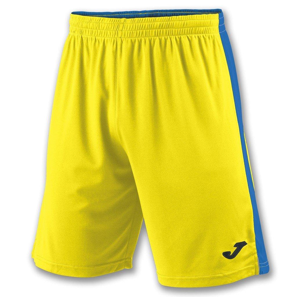 Sportovní trenýrky Joma Tokio II - žlutá/modrá