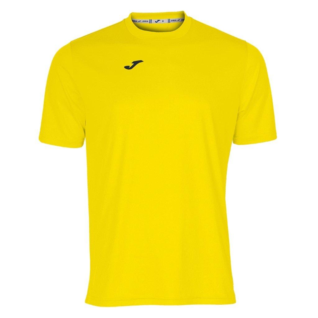 Tréninkové triko Joma Combi - žlutá