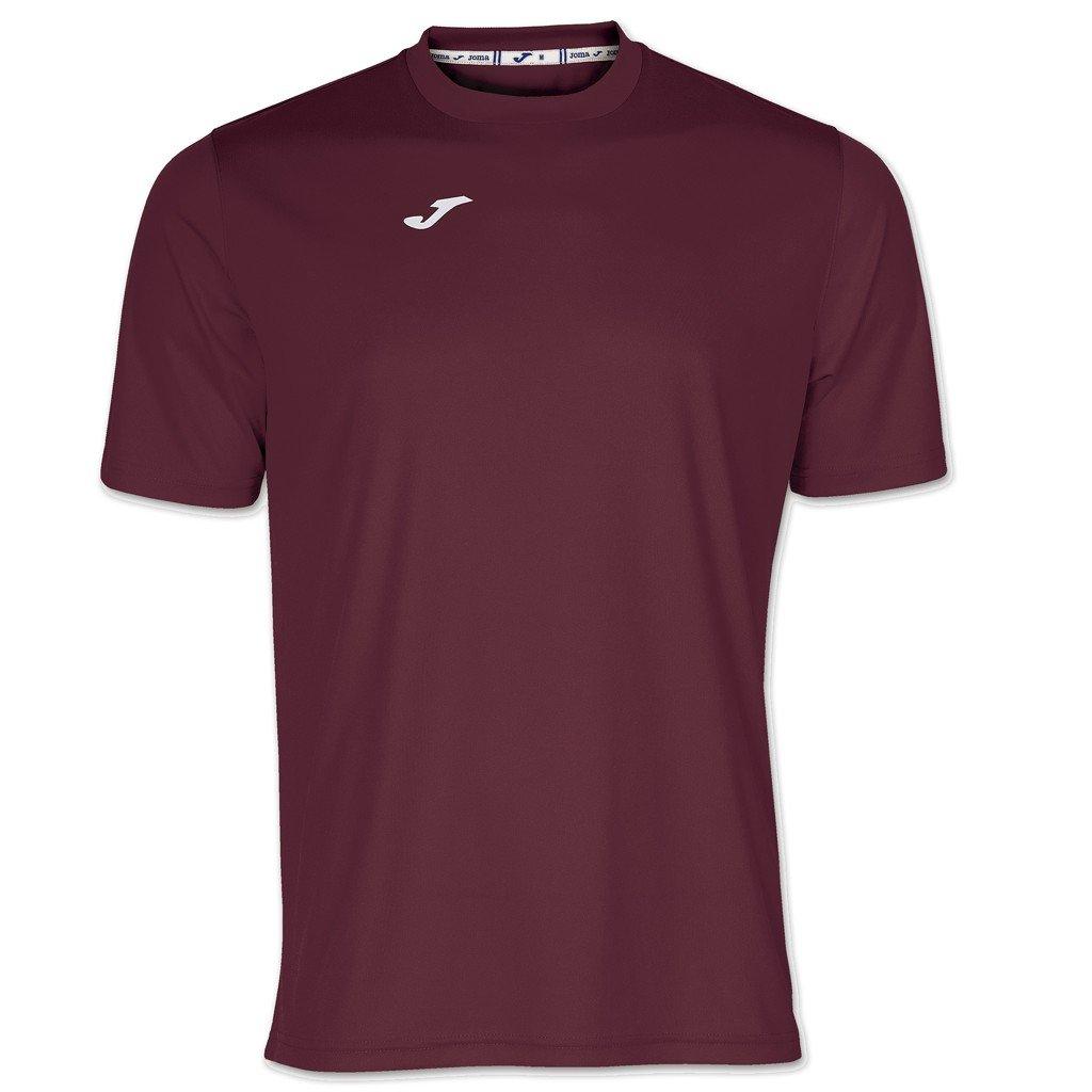 Tréninkové triko Joma Combi - vínová