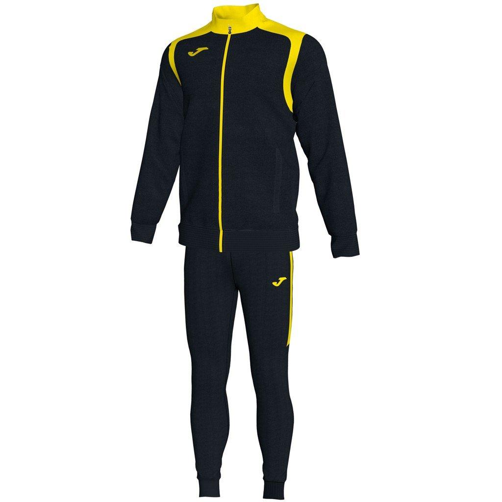 Tepláková souprava Joma Champion V - černá/žlutá