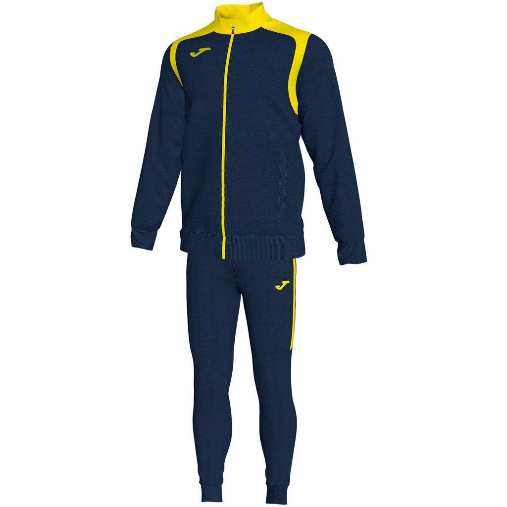 Tepláková souprava Joma Champion V - tmavě modrá/žlutá