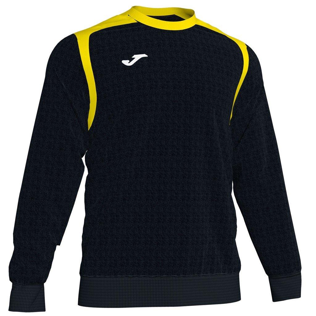 Sportovní mikina Joma Champion V - černá/žlutá