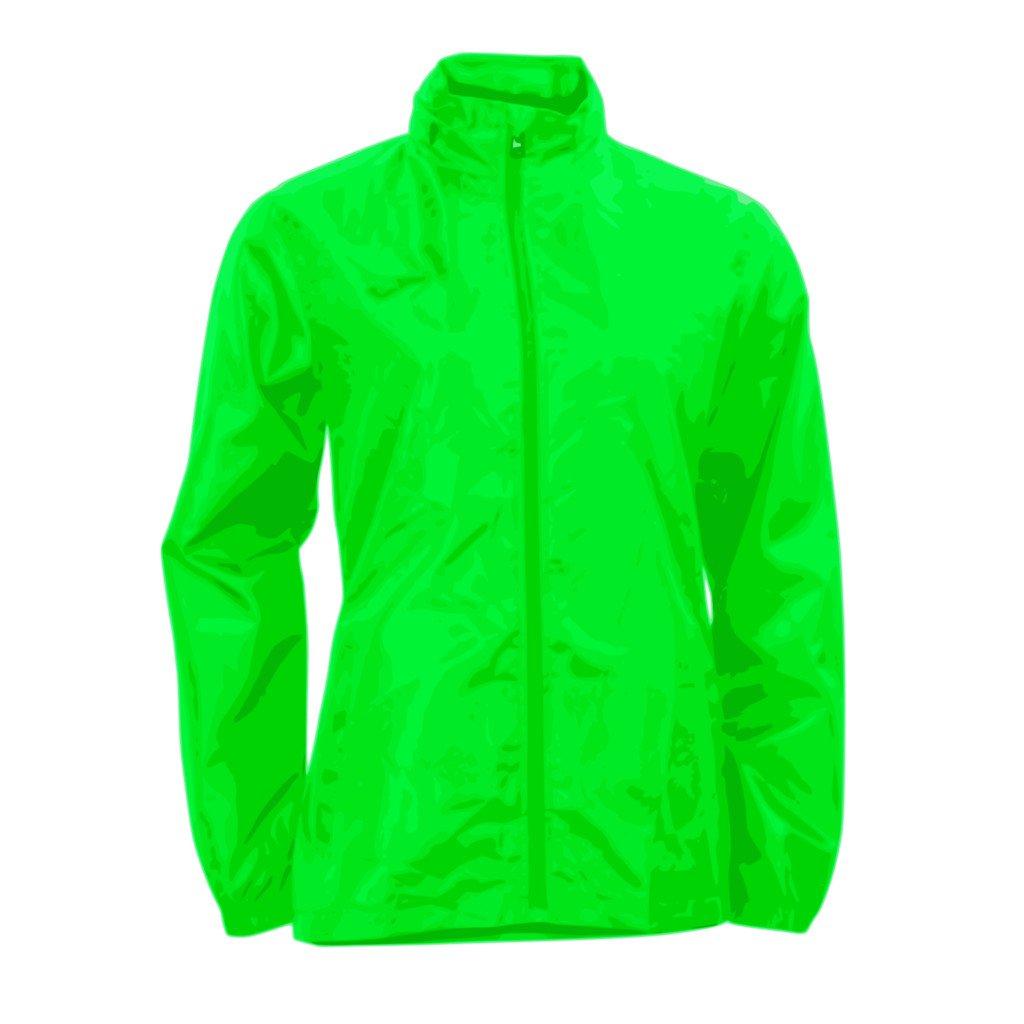 Dámská sportovní bunda Joma Galia - fluo zelená