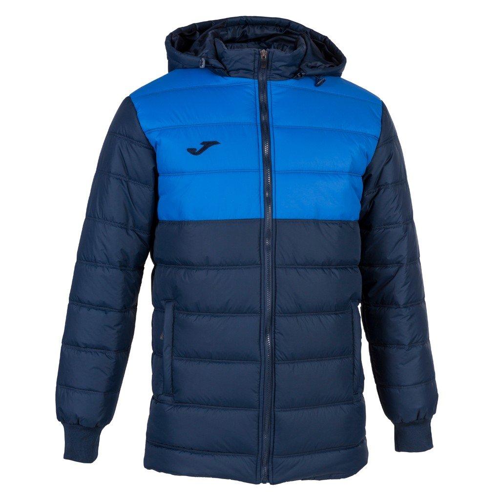 Zimní bunda Joma Urban II - tmavě modrá/modrá