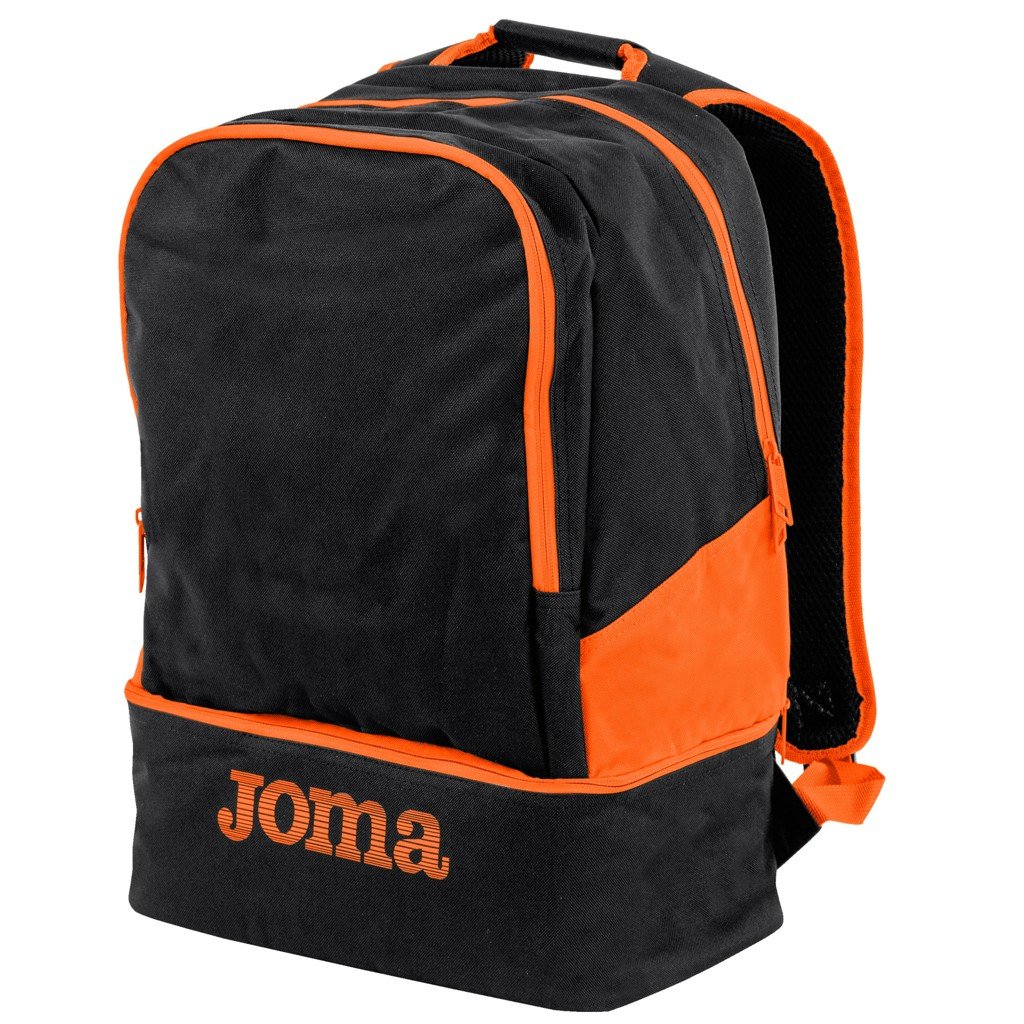 Sportovní batoh Joma Estadio III - černá/oranžová