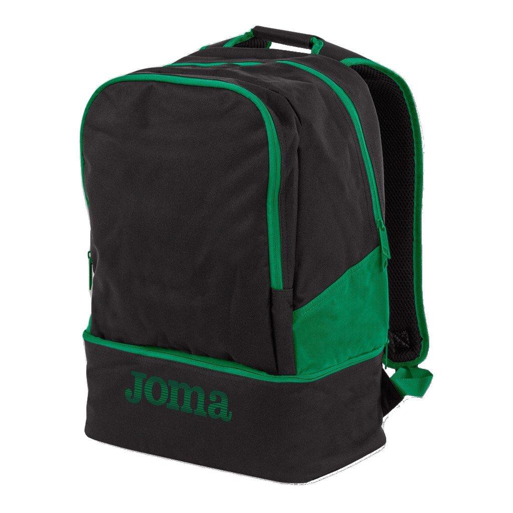 Sportovní batoh Joma Estadio III - černá/zelená