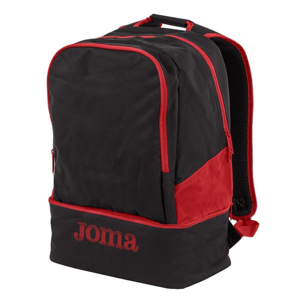 Sportovní batoh Joma Estadio III - černá/červená
