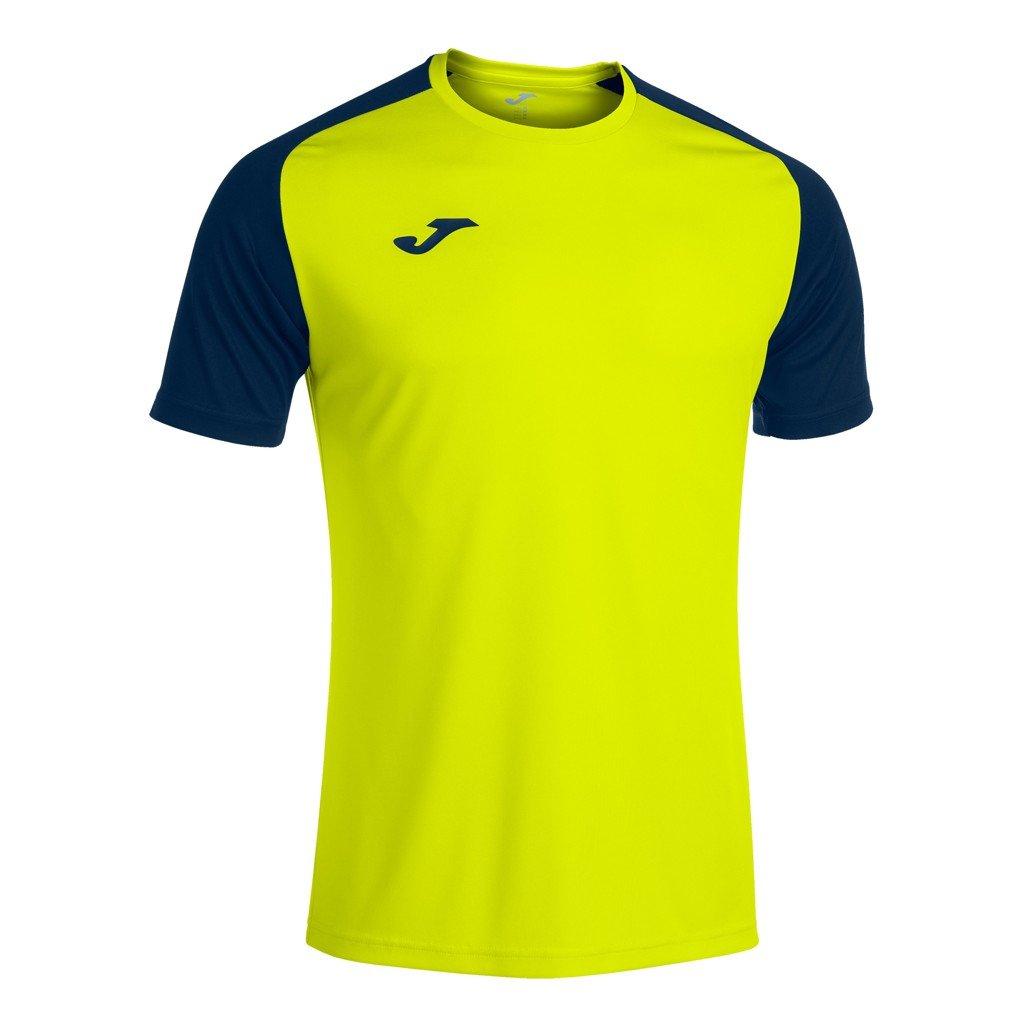 Sportovní dres Joma Academy IV - fluo žlutá/tmavě modrá