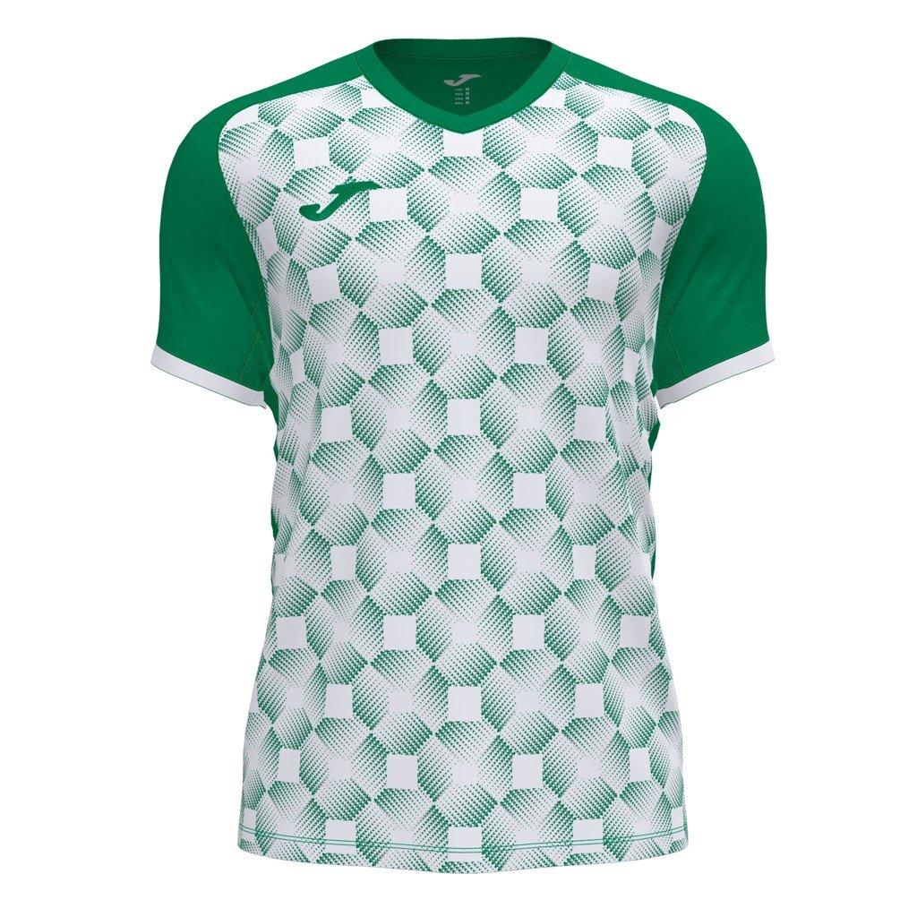 Sportovní dres Joma Supernova III - bílá/zelená