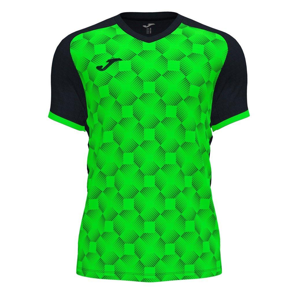 Sportovní dres Joma Supernova III - fluo zelená/černá