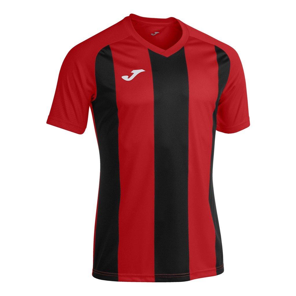 Sportovní dres Joma Pisa II - červená/černá