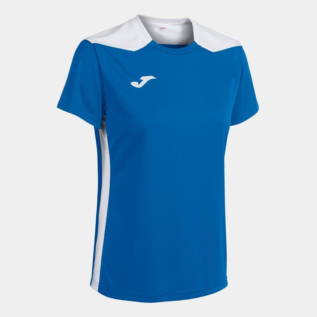 Dámský sportovní dres Joma Championship VI - modrá/bílá