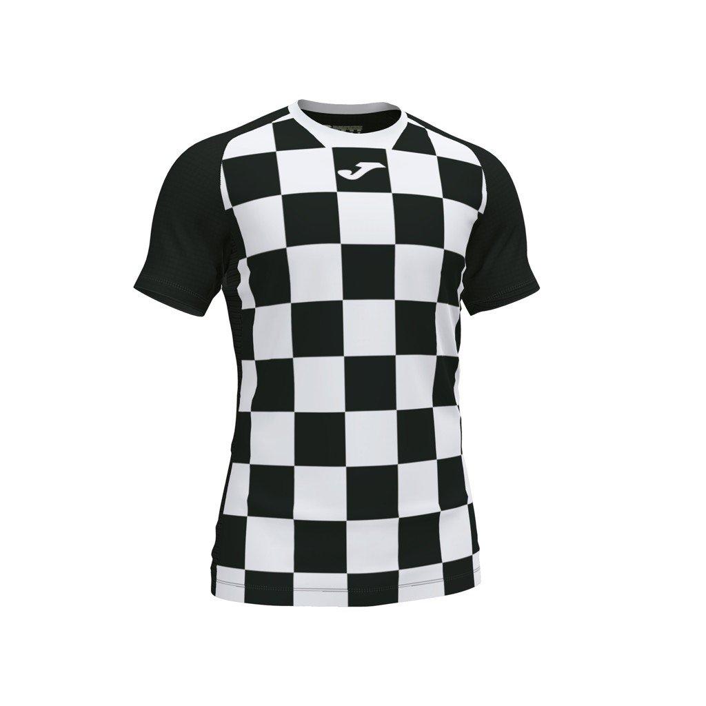 Sportovní dres Joma Flag II - černá/bílá