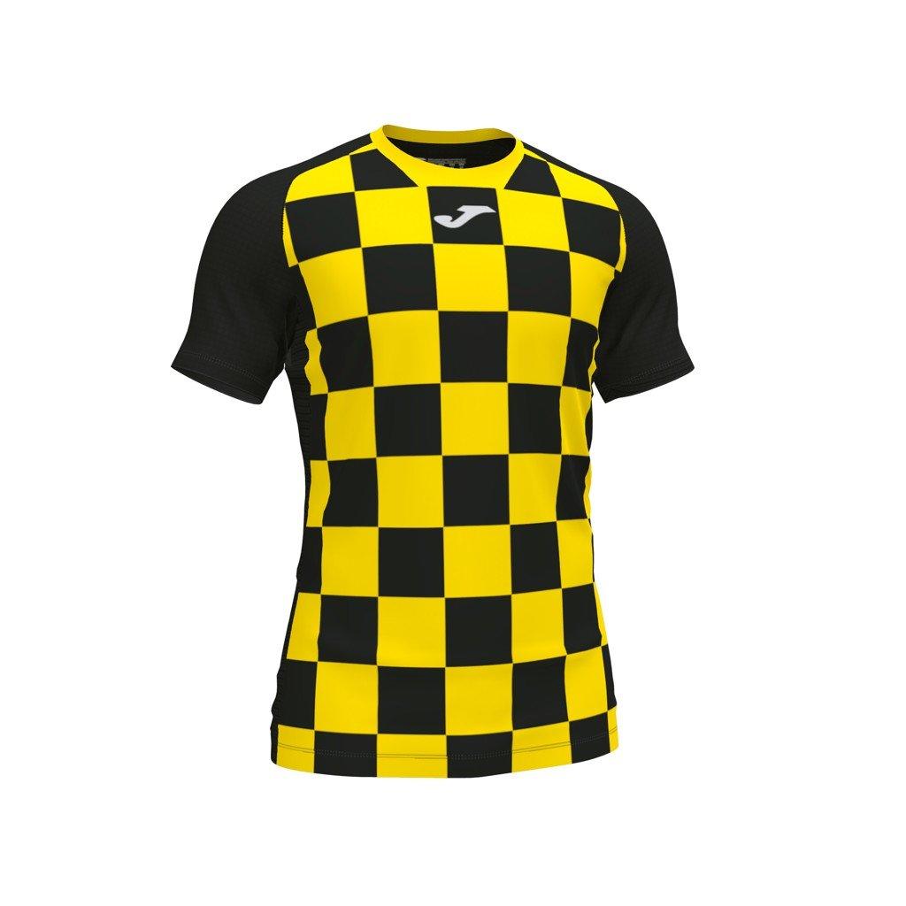 Sportovní dres Joma Flag II - černá/žlutá