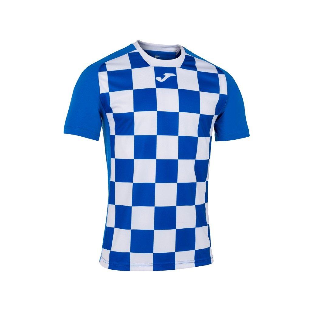 Sportovní dres Joma Flag II - modrá/bílá