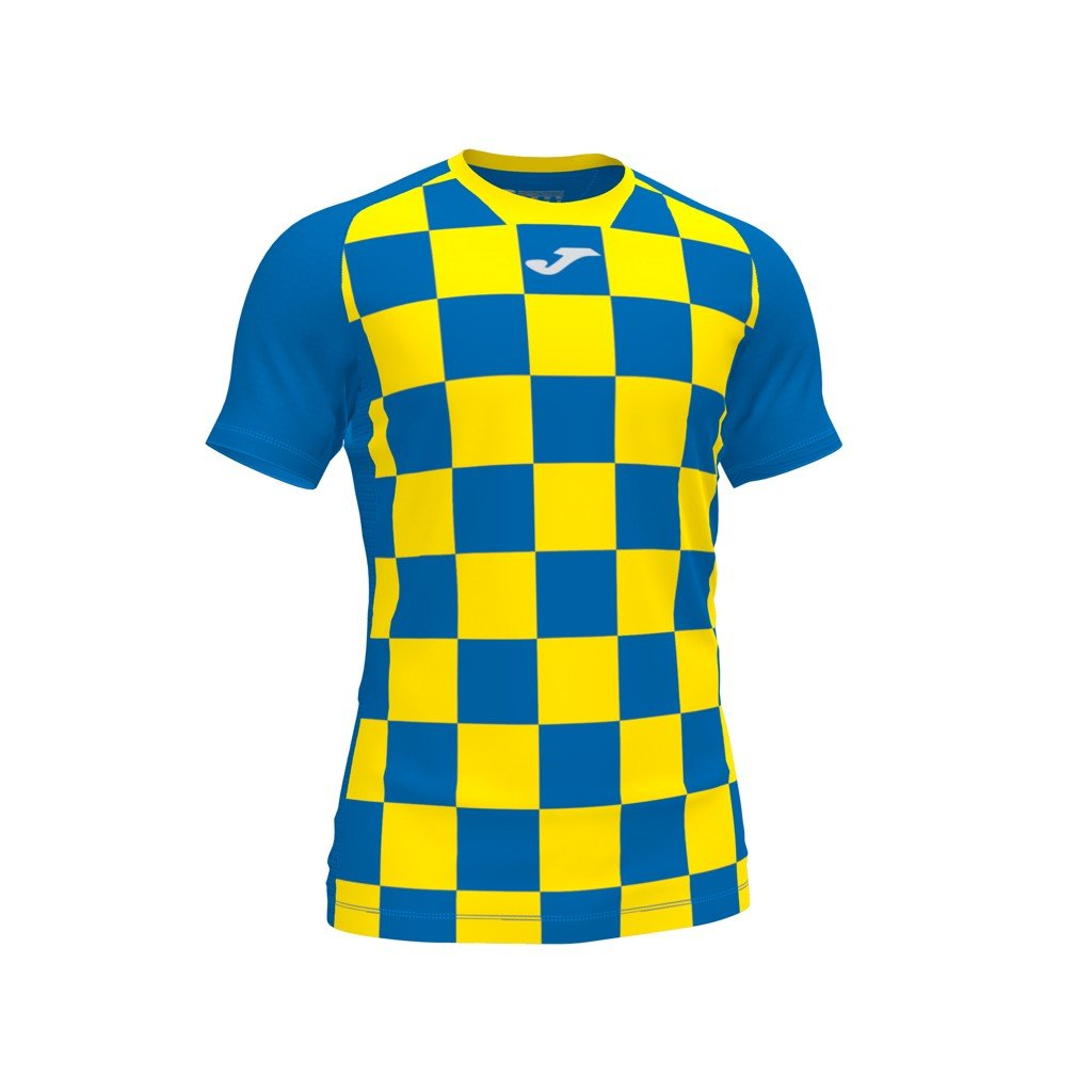 Sportovní dres Joma Flag II - modrá/žlutá