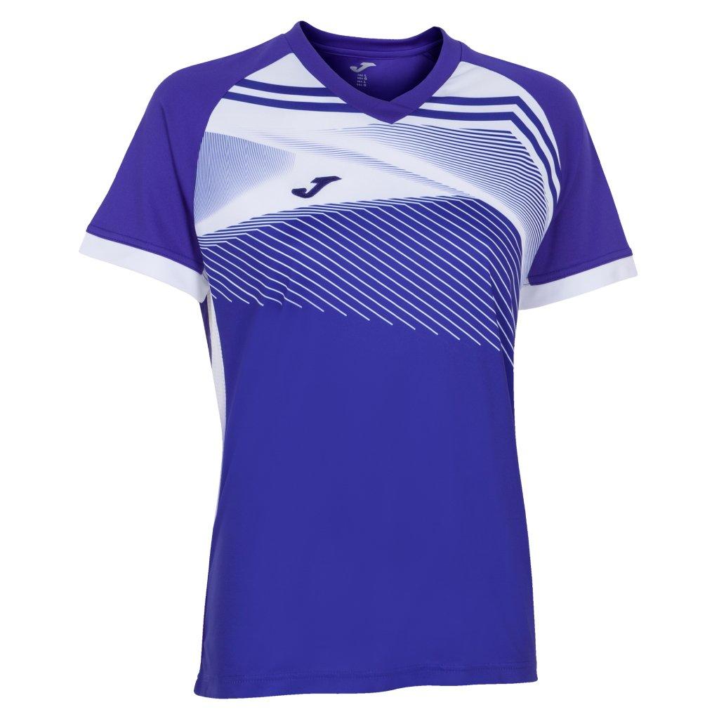 Dámský sportovní dres Joma Supernova II - fialová/bílá