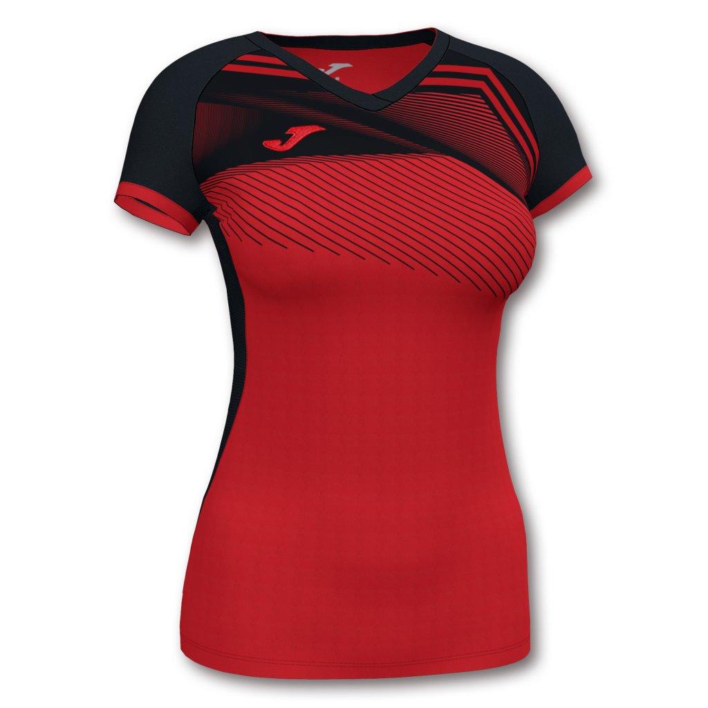 Dámský sportovní dres Joma Supernova II - červená/žlutá