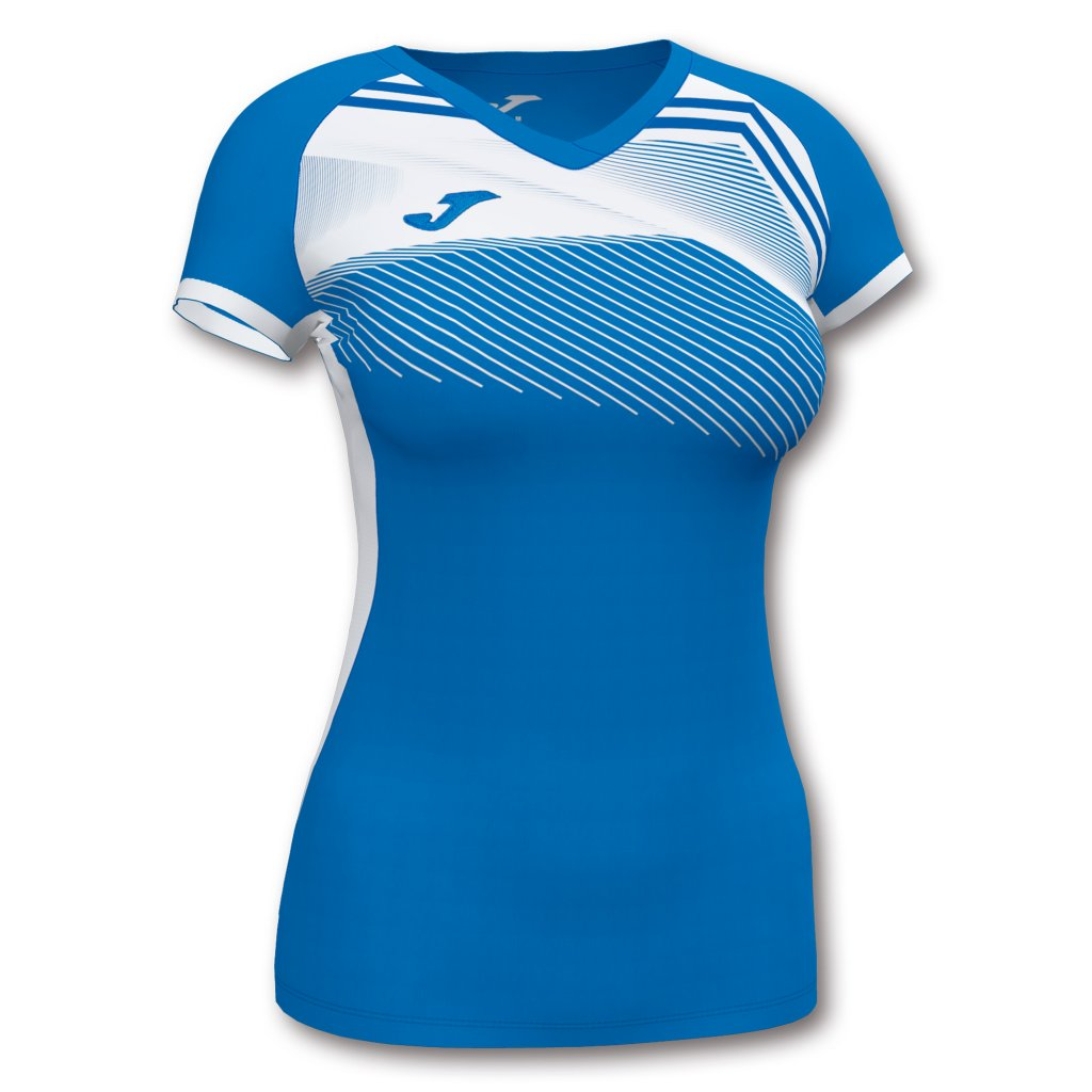 Dámský sportovní dres Joma Supernova II - modrá/bílá