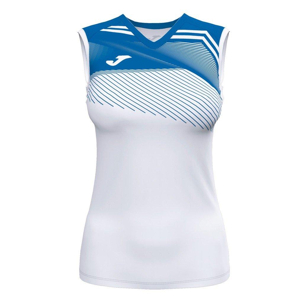 Dámský sportovní dres Joma Supernova II B/R - bílá/modrá