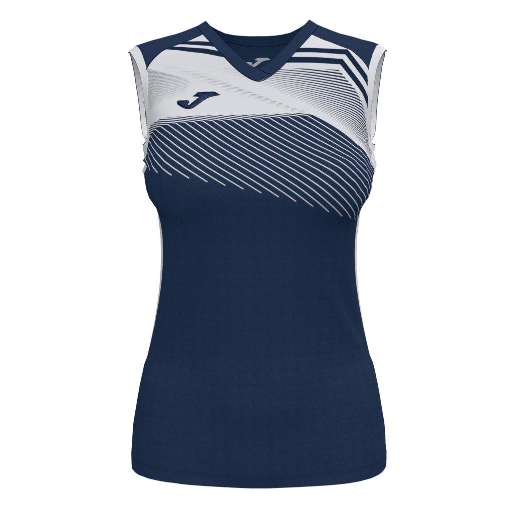 Dámský sportovní dres Joma Supernova II B/R - tmavě modrá/bílá