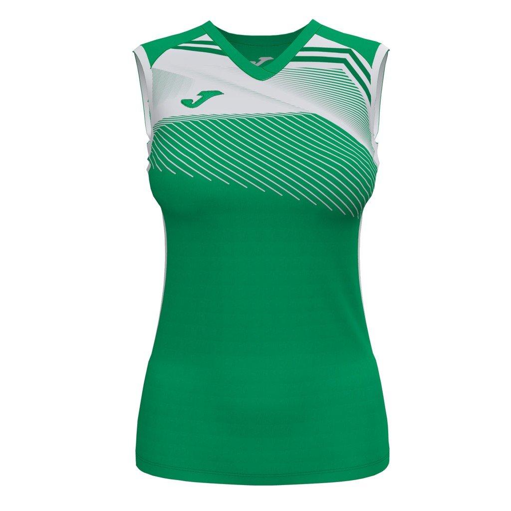 Dámský sportovní dres Joma Supernova II B/R - zelená/bílá