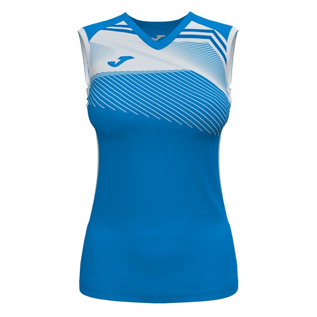Dámský sportovní dres Joma Supernova II B/R - modrá/bílá