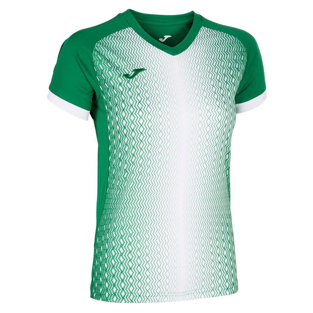 Dámský sportovní dres Joma Supernova - zelená/bílá