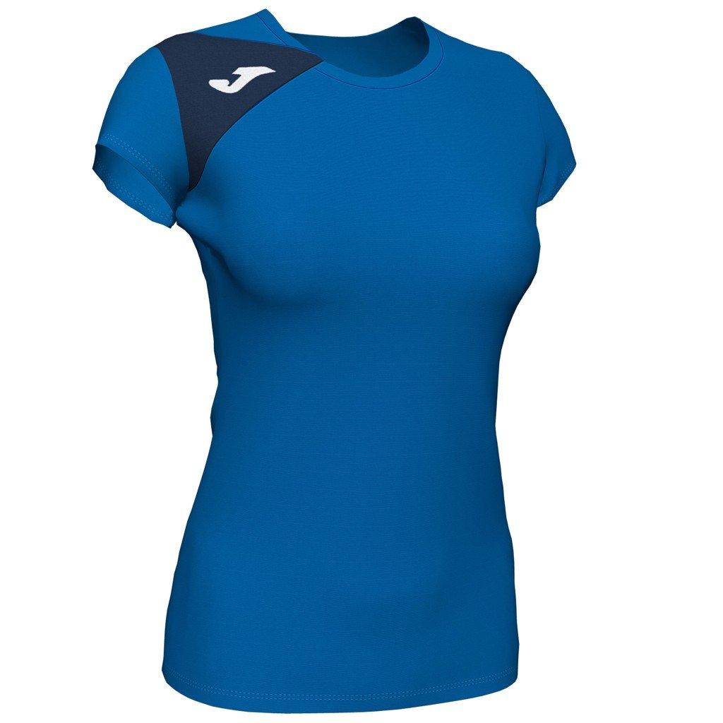 Dámský sportovní dres Joma Spike II - modrá/tmavě modrá