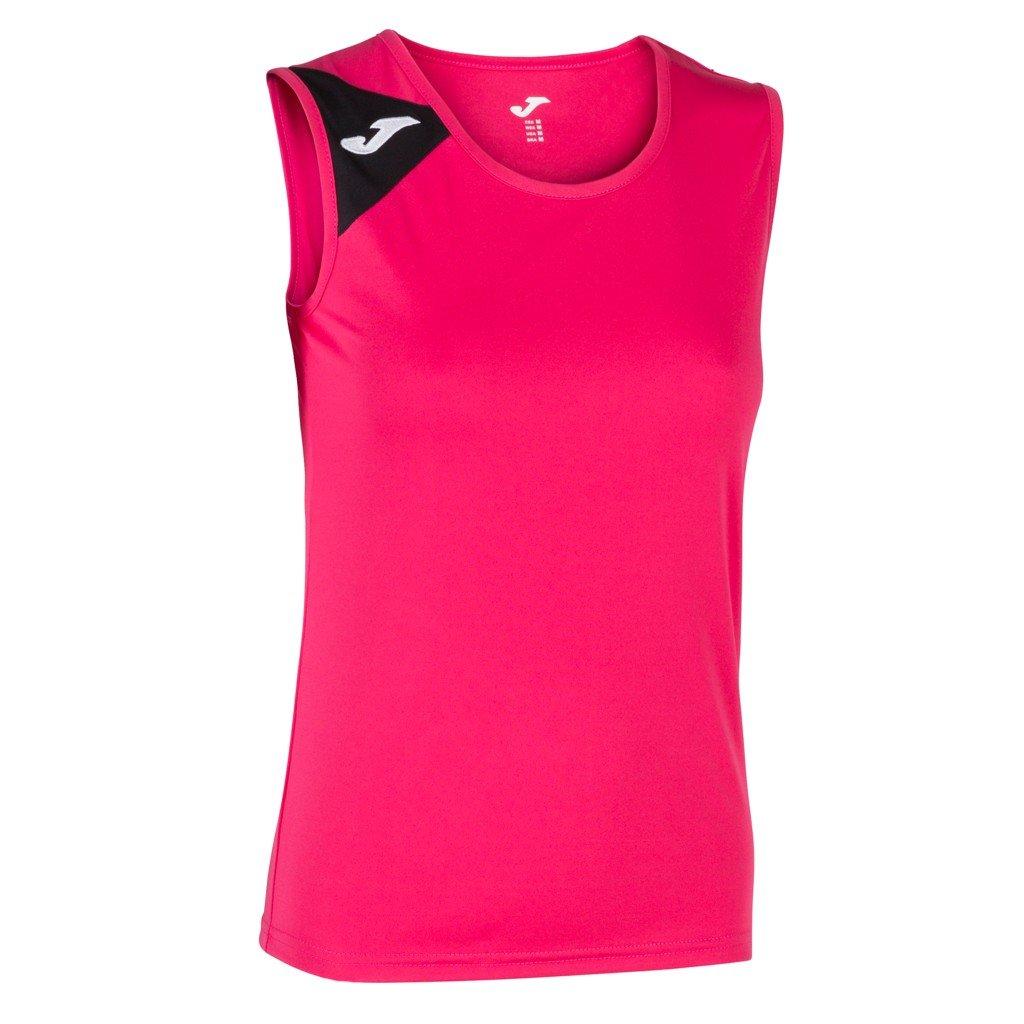 Dámský sportovní dres Joma Spike II B/R - růžová/černá