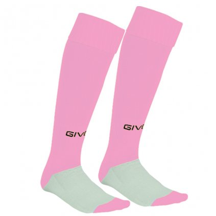 calza calcio pink