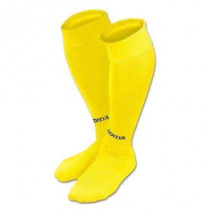 Sportovní štulpny Joma Classic II - žlutá