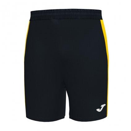 Sportovní trenýrky Joma Maxi - černá/žlutá