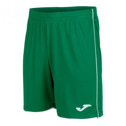 Sportovní trenýrky Joma Liga - zelená/bílá