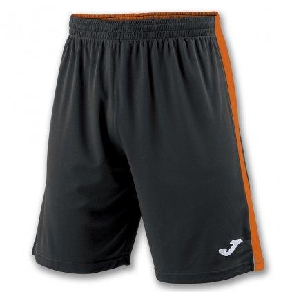 Sportovní trenýrky Joma Tokio II - černá/oranžová